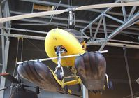 28 AEP - Roland Klöti RK-02 autogyro at the Musee de l'Air, Paris/Le Bourget - by Ingo Warnecke
