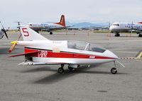 C-GFKP @ CYVR - On display at YVR 80 anniversary open house - by King F. Hui