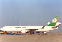 B-16106 @ AMS - Eva Air Cargo - by Henk Geerlings