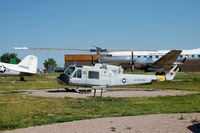 65-7951 @ RCA - 1965 Bell UH-1F Iroquois at the South Dakota Air and Space Museum, Box Elder, SD - by scotch-canadian