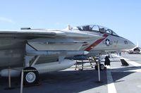 158978 - Grumman F-14A Tomcat on the flight deck of the USS Midway Museum, San Diego CA - by Ingo Warnecke