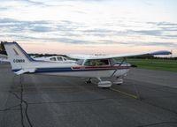 C-GMRR @ KAXN - Cessna 172N Skyhawk on the line. - by Kreg Anderson