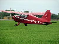 OY-EFP @ EKOD - Beldringe (Odense) Denmark  Air Show 9.9.06 - by leo larsen
