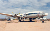 54-0157 @ E37 - After restoration by members of HARS  the Superconnie flew to Australie.New regi VH-EAG  - by Henk Geerlings