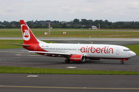 D-ABBZ @ EDDL - Air Berlin - by Air-Micha