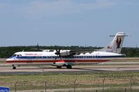 N348AE @ DFW - American Eagle at DFW