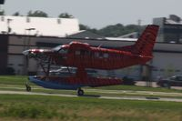 N31JA @ ANE - 2010 Quest Aircraft Company Llc KODIAK 100, c/n: 100-0042 - by Timothy Aanerud