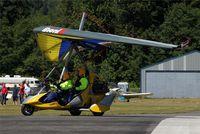 N815AH @ 3W5 - 3W5 2011 departure - by Nick Dean