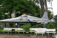 71-0271 @ VVTS - neglected museum piece...off airport,  Ho Ch Minh City, Vietnam - by Bill Mallinson
