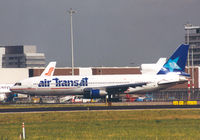 C-FTNH @ EHAM - Air Transat - by Henk Geerlings