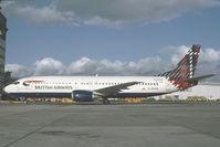 G-BVNO @ LOWW - British Airways Boeing 737-400
