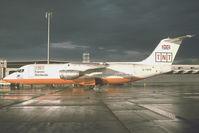 G-TNTE @ LOWW - Air Foyle Bae 146