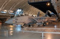 159610 @ IAD - Grumman F-14D(R) Tomcat at the Steven F. Udvar-Hazy Center, Smithsonian National Air and Space Museum, Chantilly, VA - by scotch-canadian