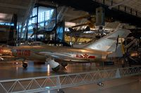 70109 @ IAD - Mikoyan-Gurevich MiG-15 (Ji-2) FAGOT B at the Steven F. Udvar-Hazy Center, Smithsonian National Air and Space Museum, Chantilly, VA - by scotch-canadian
