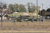 61-0110 @ ROW - Taken at Roswell International Air Centre Storage Facility, New Mexico in March 2011 whilst on an Aeroprint Aviation tour - by Steve Staunton