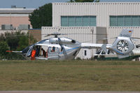 D-HADJ @ GPM - At Grand Prairie Municipal - American Eurocopter - by Zane Adams
