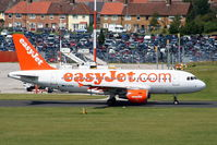 G-EZNC @ EGGP - easyJet - by Chris Hall