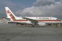 CS-TTA @ LOWW - TAP Airbus 319