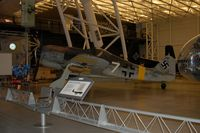 931884 @ IAD - 1943 Focke-Wulf FW.190F-8 at the Steven F. Udvar-Hazy Center, Smithsonian National Air and Space Museum, Chantilly, VA - by scotch-canadian
