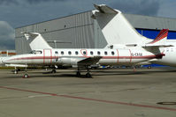 G-CEGE @ CGN - visitor - by Wolfgang Zilske
