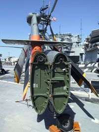 143939 - Sikorsky HSS-1 Seabat on the flight deck of the USS Midway Museum, San Diego CA
