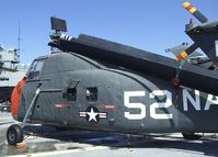 143939 - Sikorsky HSS-1 Seabat on the flight deck of the USS Midway Museum, San Diego CA - by Ingo Warnecke