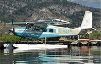 C-FZTR - 1974 H-295 1473  British Columbia - by Doug Johnson