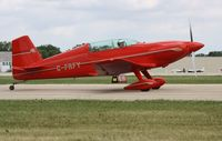 C-FRFY @ KOSH - Nexus Mustang - by Mark Pasqualino