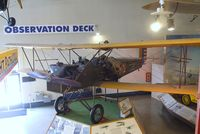 N1926M - Consolidated PT-1 at the San Diego Air & Space Museum, San Diego CA