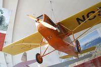 N9265 - Curtiss Robin B-1 at the San Diego Air & Space Museum, San Diego CA