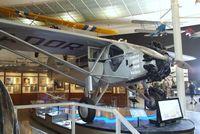 N9236 - Ryan B-5 Brougham (displayed representing NC731M) at the San Diego Air & Space Museum, San Diego CA