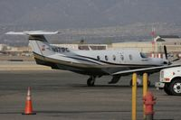 N571PC @ ABQ - Taken at Alburquerque International Sunport Airport, New Mexico in March 2011 whilst on an Aeroprint Aviation tour - by Steve Staunton