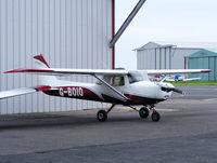 G-BOIO @ EGNC - JH Sandham Aviation - by Chris Hall