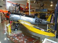 41-15692 - Ryan PT-22 Recruit at the San Diego Air & Space Museum, San Diego CA - by Ingo Warnecke