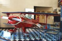 N4HS - Pitts S-1S at the San Diego Air & Space Museum, San Diego CA