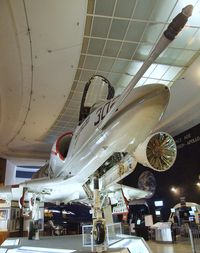 142905 - Douglas A-4B (A4D-2) Skyhawk at the San Diego Air & Space Museum, San Diego CA - by Ingo Warnecke
