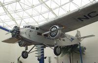 N9637 - Ford 5-AT-B Tri-Motor at the San Diego Air & Space Museum, San Diego CA
