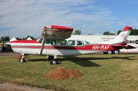 HH-MAF @ OSH - 1984 Cessna 207A, c/n: 20700786 at 2011 Oshkosh