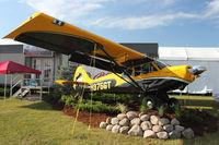 N375GT @ OSH - Aviat Aircraft Inc A-1C-200, c/n: 3106 displayed at 2011 Oshkosh