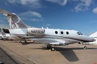 N85EU @ OSH - Hawker Beechcraft Corp 390, c/n: RB-285 displayed at 2011 Oshkosh