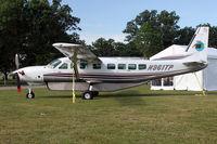 N961TP @ OSH - 2003 Cessna 208B, c/n: 208B1008 displayed at 2011 Oshkosh