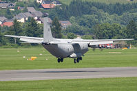 CSX62219 @ LOXZ - Italy Air Force C-27 - by Andy Graf-VAP