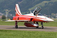 J-3091 @ LOXZ - Swiss Air Force F-5 - by Andy Graf-VAP
