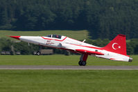 71-3058 @ LOXZ - Turkish Air Force F-5 - by Andy Graf-VAP