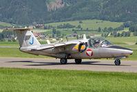 1140 @ LOXZ - Austrian Air Force Saab 105 - by Andy Graf-VAP