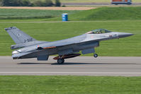 J-512 @ LOXZ - Netherland Air Force F-16 - by Andy Graf-VAP