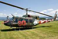 5D-HZ @ LOXZ - Austrian Air Force Bell 212 - by Andy Graf-VAP