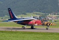D-IFDM @ LOXZ - Flying Bulls Alpha Jet - by Andy Graf-VAP
