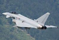 7L-WG @ LOXZ - Austrian Air Force EF2000 - by Andy Graf-VAP
