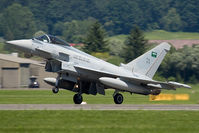 314 @ LOXZ - Saudi Arabia Air Force EF2000 - by Andy Graf-VAP